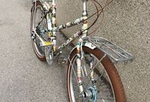 Our bicycle builds ... / Some of the bicycles recently finished for and with nice people ...