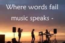 Music Quotes / My Favourite Quotes From The World Of Music
