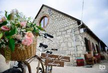 Rokusfalvy Wineyard Hungary, Etyek / Perfect vintage wedding location in Hungary, Etyek