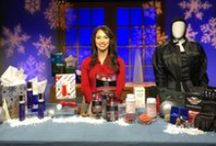Winter & Holiday Beauty Tips and Gifts 2014 / The holidays are here and winter is quickly approaching. So, what are some beauty and fashion gift ideas for someone on your list? And what product tip can help you prepare for the cold weather and dry conditions that could soon wreak havoc on your hair, nails and skin? The following brands offer up some great holiday beauty gifts and tips for looking your best this season!
