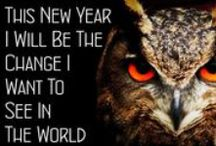 Happy New Year / inspiration quotes for new year