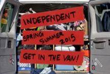 Spring 2015 Slideshow / Independent Trucks Spring 2015 Slideshow lookbook / by Independent Trucks