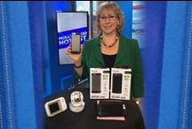 Mother's Day Tech Gifts with Andrea Smith 2015 / A National Retail Federation survey says Mother's Day spending is expected to reach over $21 billion. Tech gifts are a popular choice to keep her up-to-date with the latest gadgets and trends. For everything mom does each day, she deserves the best!  Award-winning tech expert Andrea Smith partnered with brands to share two cool ideas for that special mom this Mother's Day!
