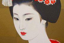 Arte giapponese / Il lontano oriente affascina la mia immaginazione