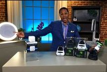 Our Connected Home 2015 / Our lives are becoming more connected than ever before with cool devices that are changing the way people experience information, safety, entertainment and more. We can now gain even more control of our home with new technology that will help simplify everyday tasks. Award-winning Digital Lifestyle Expert Mario Armstrong partnered with brands to take a look at some of the smart technology making its way into our homes in 2015!