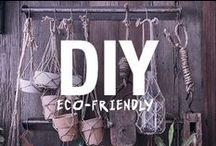 DIY eco-friendly / DIY, eco-friendly, upcycling, recycle