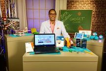 Back to School Gadget Guide with Mario Armstrong 2015 / Summer is coming to an end and that means students across the country are prepping for back to school. Technology has become a must-have and students and parents need to make sure they gear-up with this year's latest tech. Award-winning Digital Lifestyle Expert Mario Armstrong partnered with brands to showcase a gadget guide that will give students an edge when they head to class.