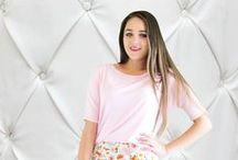 The Fabulous Me Shorts and Pants Collection / This collection was created with love and excitement, inspiration was drawn from a sense of freedom, a love for life, declaring the power of being yourself and bringing out the beauty that makes you feel unstoppable.