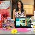 Mother's Day Gift Ideas / Lifestyle and Trends Expert, Justine Santaniello partnered with the following brands to share her favorite gift ideas that are guaranteed to make moms happy. From savory chocolates and personalized fragrant candles to technology for the perfect kitchen accessory and making mom's life easier with chores…we have something for every mom this year!