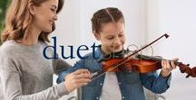 Duet Shop / At Duet Shop we love musical instruments. Find everything you love about music on our Pinterest boards!