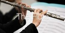 The Flute / A collection of our favourite flutes and flute themed pictures.