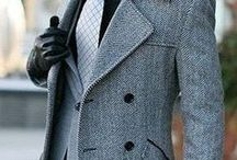 Trench Coats / Covering your clothes in style.