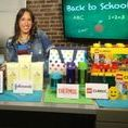 Back to School Essentials with Justine Santaniello / Summer is coming to an end and that means students across the country are prepping for back to school. Now is the time to gear up and get ready for class, at home and on the go. The right products can ensure students of all ages are better prepared from the start and help give parents peace of mind.  Lifestyle & Trends Expert Justine Santaniello partnered with some of her favorite brands for a look at the back to school essentials that students and parents should check out this school year!