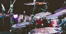 The Drums / A collection of our favourite Drunk Kits and drum inspired pictures.
