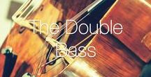The Double Bass / A collection of our favourite Double Basses and Double Bass inspired pictures.
