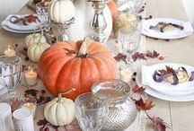Fall- Decoration ideas & inspirations