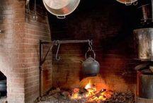 Cocina  tradicional / Recetas  hechas sin  robots de cocina.