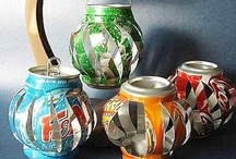 Repurposed Cans