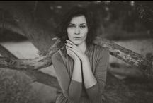 Portraits (my work) / portrait, mostly womans, beautiful, natural and beautiful