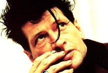 HERMAN BROOD / Dutch painter / singer and songwriter. RIP