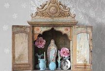 ADORAR... / Altars/Shrines