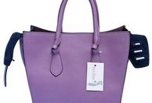 Ines Milani / We are selling high quality genuine Italian leather and made in Italy.   All bags are ready stock!