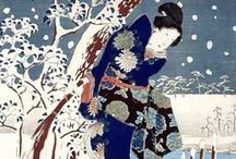 Japanese art / A collection of art from or inspired by Japan