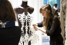 IRIS VAN HERPEN / Sculptural Fashion from Dutch Designer.