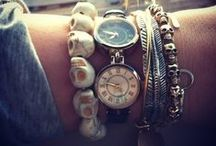 Armcandy, Timepieces / by Adonia Aretina