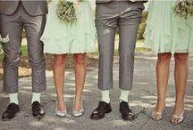 wedding Themes - J a d e & M i n t