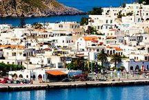 Patmos Astonishing Views / Discover the beautiful island of Patmos and its serene views... http://goo.gl/iea3ES