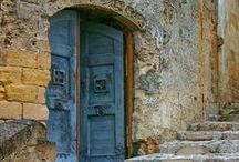 Keys, Keyholes, Knobs, Doors and Windows