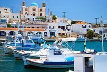 How to spend a day in Patmos / Patmos can be your starting point for a day trip in Leros, Kos or the smaller islets of Lipsoi and Fournoi! http://goo.gl/5U452F