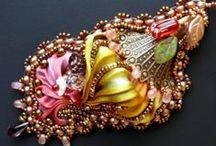 Biżuteria-Soutache, Shibori, Jewelry