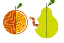 Food/kitchen illustration :)