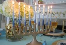 Eight Crazy Nights! / Get your home ready for Channukah :-)