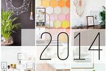 Goodbye 2014... Hello 2015! / It's been a good year, but we have a lot to look forward to!