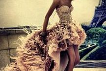 Gowns / A Beautiful Collection Of Gowns.