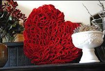 Valentine's Decor by Solar Shield / home decor Valentine's