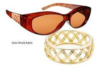 A Great Match by Solar Shield / things that go together well and fitover sunglasses
