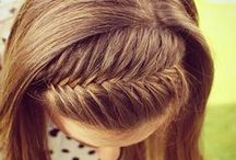 Hairstyles / Amazing hairstyles that I can do