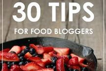Food Blogger Tips / The best tips and tricks for food bloggers and bloggers in general.