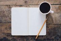 Escrevinhando / Tudo relacionado ao universo da escrita, livros e histórias.