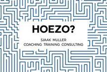 HOEZO? / Coaching, training, consulting  Hoezo last van stress of een burn-out? Hoezo heb jij een ongezonde levensstijl of eetpatronen? Hoezo ben jij levensmoe of zit je in een depressie? Of ben je gewoon uit balans? Sjaak Muller biedt met HOEZO? door coaching, training en/of consulting structurele oplossingen met als doel vitaliteit, een gezonde leefstijl of gewoon een goede balans in het leven. Voor zowel particulieren als bedrijven.