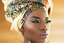 Woman & Art & Beauty