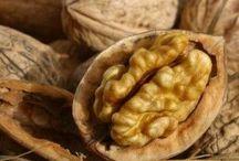 Dessert aux noix et noix de Pécan