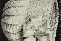 knitting & crochet / by Erin Alice Ozenich
