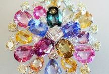 """Sparkle and Shine! / Ready to be bedazzled? There is nothing """"semi-precious"""" about any of these beauties! Go ahead and say """"Ooh la la"""" to all the glamour you can handle!"""