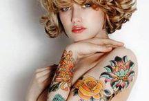 Tattos / by Bruna Medeiros