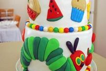Kidlet Cakes and Food